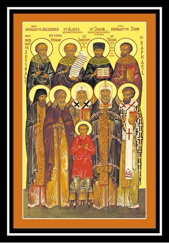 July 3 – All Saints of Russia