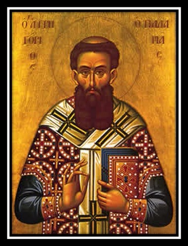Oct. 1 – Lecture on St. Gregory Palamas