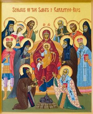 russian saints