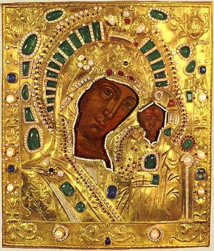 Kazan Icon